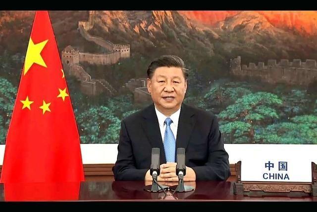 China will vor 2060 klimaneutral werden