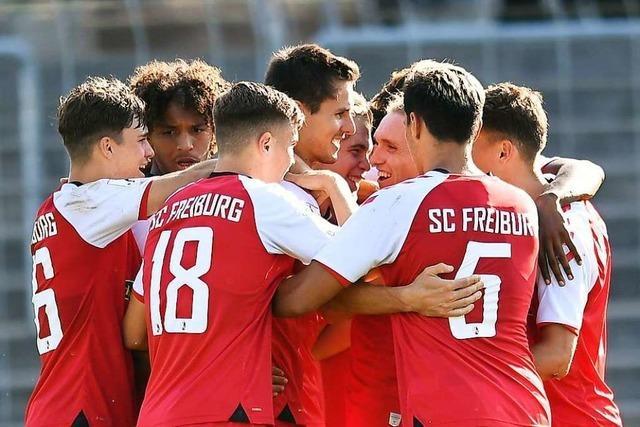 Flum trifft – und hievt die Zweite an die Tabellenspitze der Regionalliga