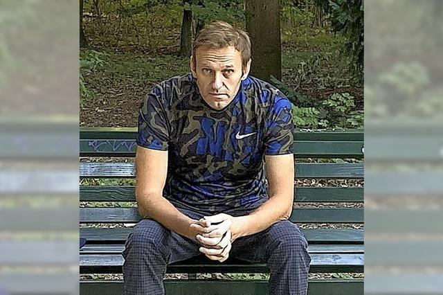 Nawalny aus der Charité entlassen