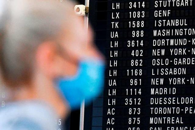 Fast alle Nachbarländer Deutschlands sind jetzt teilweise Risikogebiete