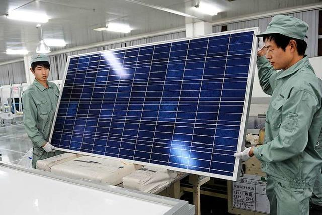 Chinas frohe Botschaft in Sachen Klimaschutz