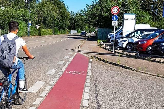 Stadt Emmendingen strebt durchgängige 30er-Zonen an
