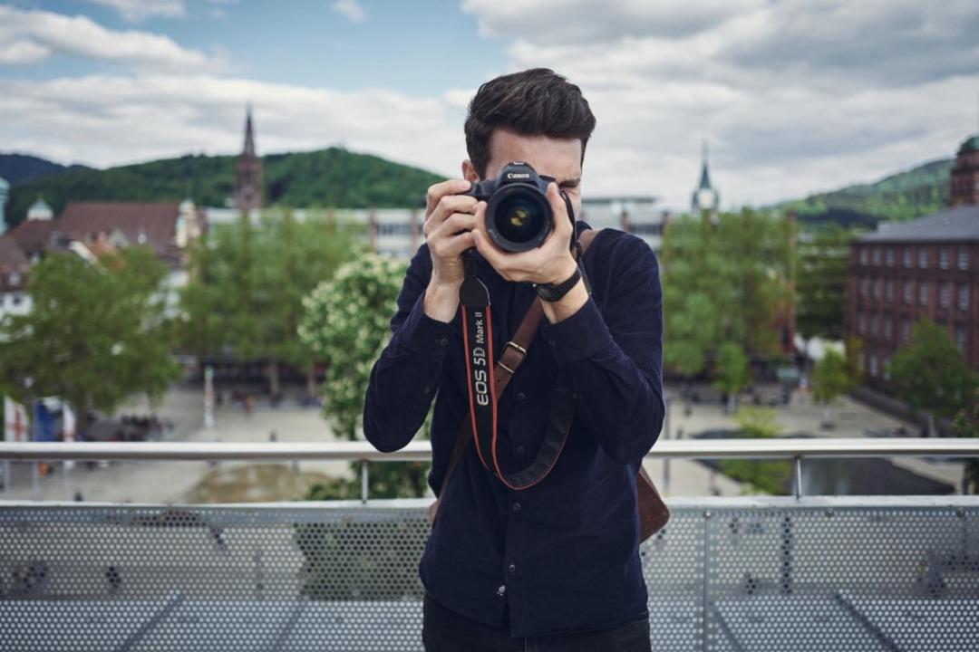 Du schreibst und fotografierst gerne u... neugierig? Dann komm ins Team fudder!  | Foto: Felix Groteloh