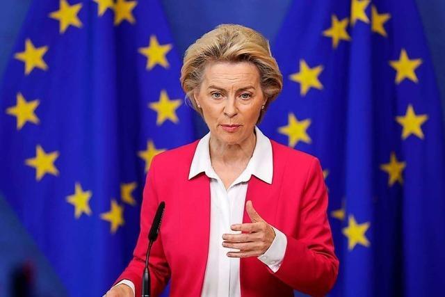 Reformvorschlag zur EU-Flüchtlingspolitik soll Streit der Mitgliedsstaaten beenden