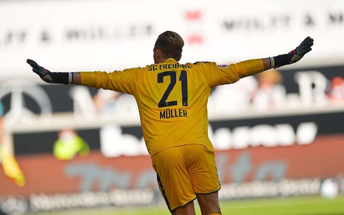 Ein fairer Sportsmann  | Foto: Achim Keller/SC Freiburg