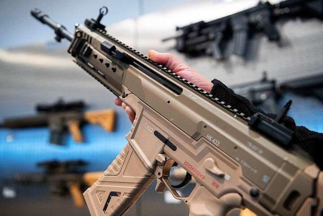 Heckler & Koch wehrt sich gegen Sturmgewehr-Entscheidung des Bundes