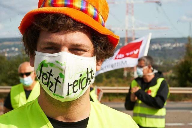 Verdi-Warnstreiks im Nahverkehr und in Krankenhäusern angekündigt