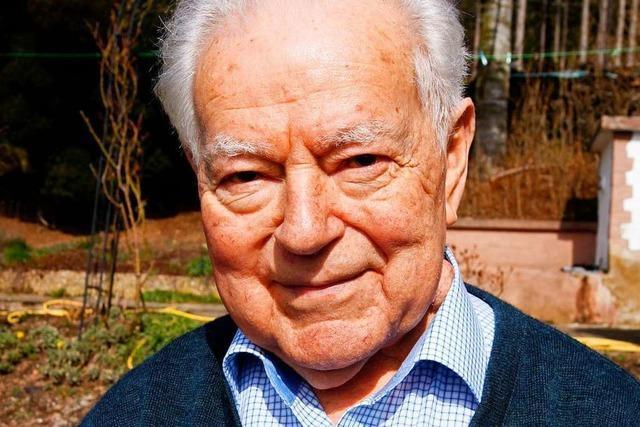 Biederbachs Altbürgermeister Josef Allgeier ist verstorben