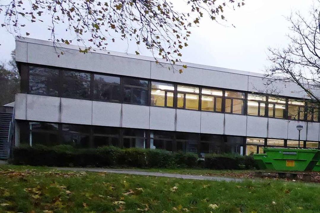 Das Goethe-Gymnasium in Emmendingen (Symbolfoto)  | Foto: Sylvia-Karina Jahn