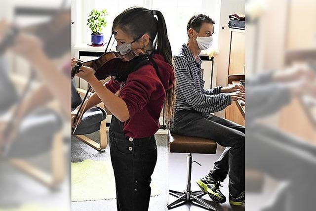 Freie Plätze für künftige Musiker
