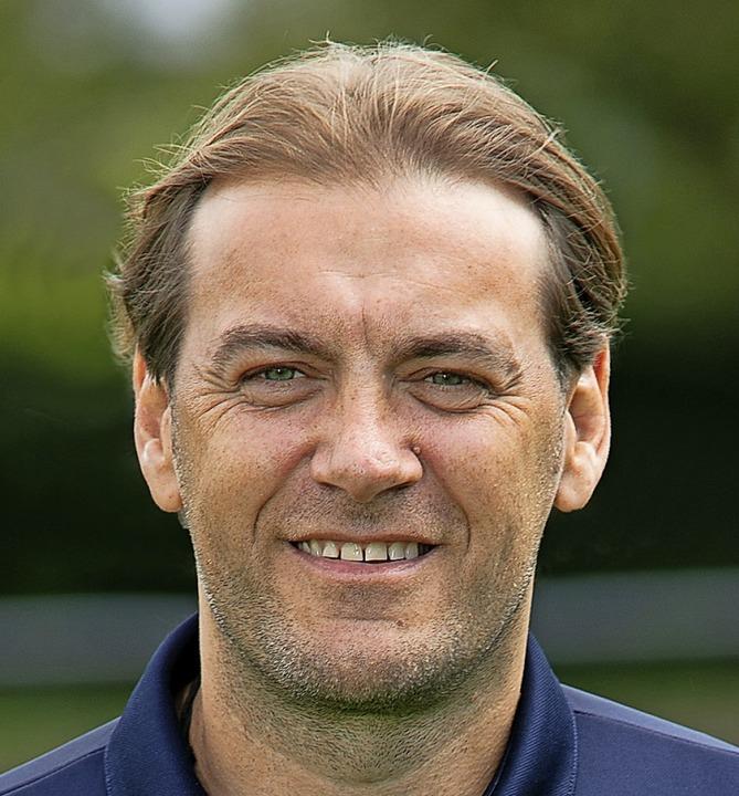 Gastiert am Sonntag mit Weil in Villingen: Coach Andreas Schepperle    Foto: SV Weil