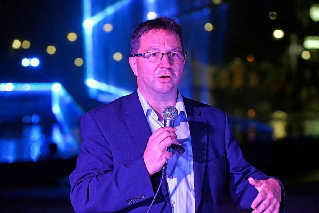 Michael Blume, der Landesbeauftragte gegen Antisemitismus  | Foto: Michael Bamberger
