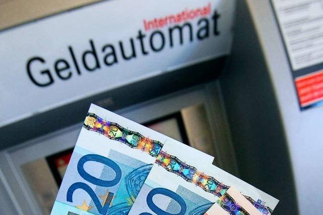 Denzlinger Volksbankfiliale in Alemannenstraße bleibt geschlossen