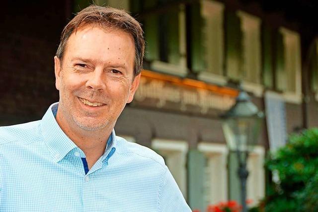 Jochen Lauber verlässt das Hofgut Himmelreich in Kirchzarten