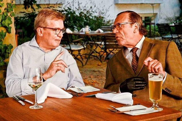 Kabarettist Georg Schramm gibt in Müllheim wegen Corona sechs BeVorstellungen