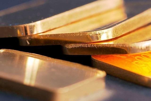 Notenbank hebt Leitzins an – Türken flüchten trotzdem ins Gold