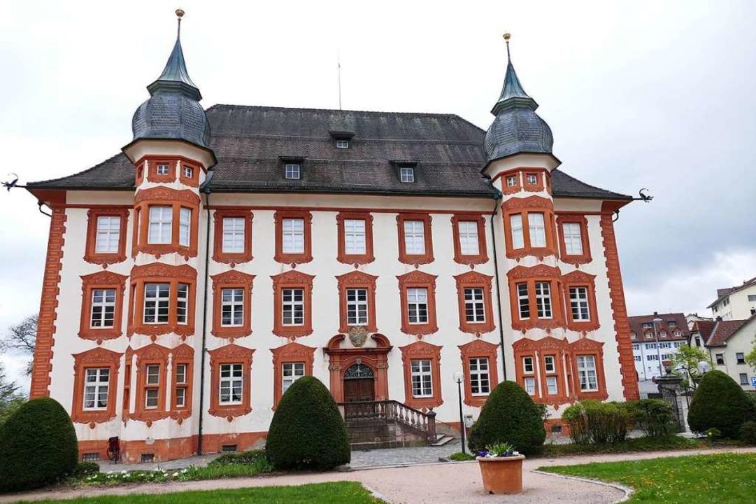das Kreiskulturzentrum, Schloss Bonndorf<ppp></ppp>  | Foto: Juliane Kühnemund