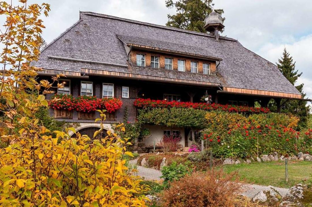das Heimatmuseum Hüsli in Grafenhausen,<ppp></ppp>  | Foto: Wilfried Dieckmann