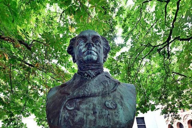 Alban-Stolz-Büste in Freiburg kann weg - Landesdenkmalamt lenkt ein