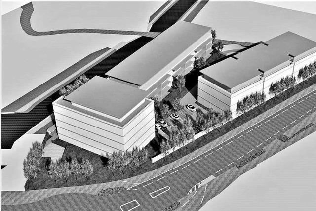 Pläne für Gebäude-Komplex im Schopfheimer Westen erneut abgelehnt