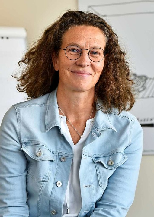 Tessa Beecken, die Kaufmännische Direktorin des Theaters  | Foto: Thomas Kunz