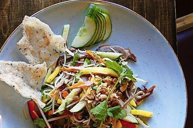 Asiatische Küche einmal anders