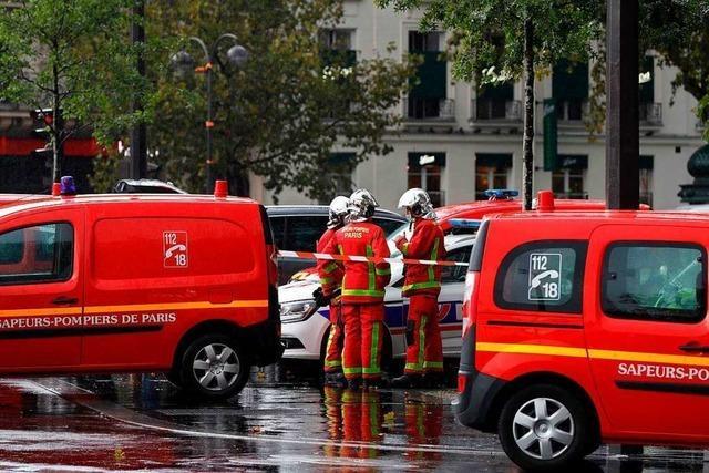 Festnahme nach Messerattacke mit mehreren Verletzten in Paris