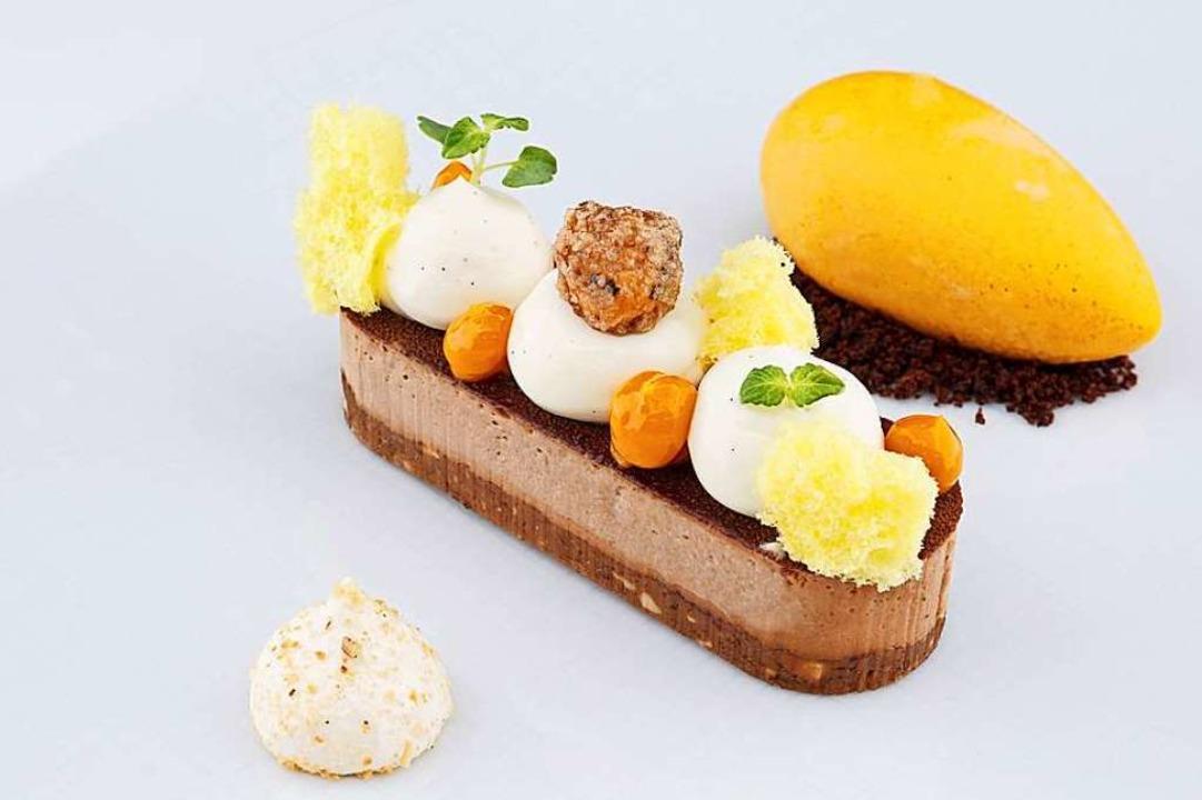 Dessert: Das Auge isst mit.  | Foto: Europa-Park