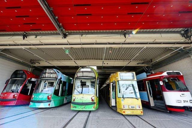 Busse und Bahnen stehen am Dienstag in Freiburg still