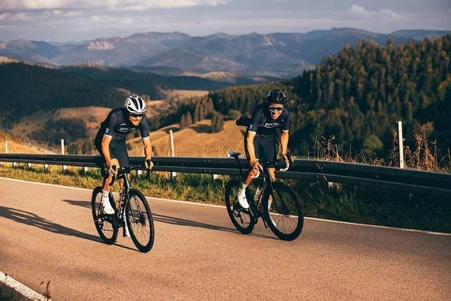 Britzinger Extremsportler Till Schenk will sieben Mal mit dem Rad 8848 Höhenmeter machen