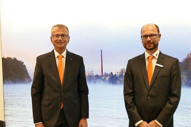 Volksbank Rhein -Wehra ist ins Hochrheincenter II gezogen