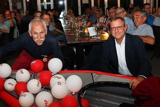 Gerhard Amann nimmt Abschied nach 53 Jahren