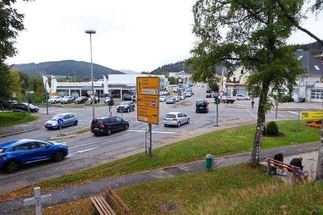 Neustadts Verkehrsdrehscheibe wird zum Nadelöhr