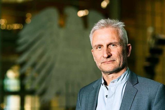 Grüne nominieren Gerhard Zickenheiner für die Bundestagswahl
