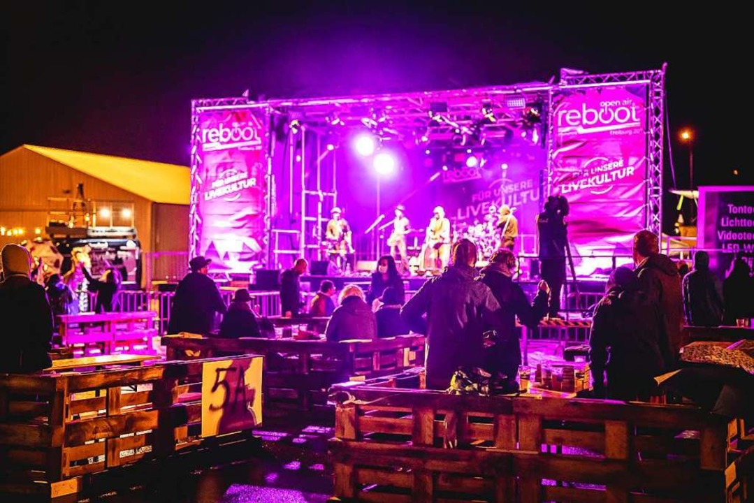 Malaka Hostel beim Reboot-Festival auf der Messe   | Foto: Janos Ruf