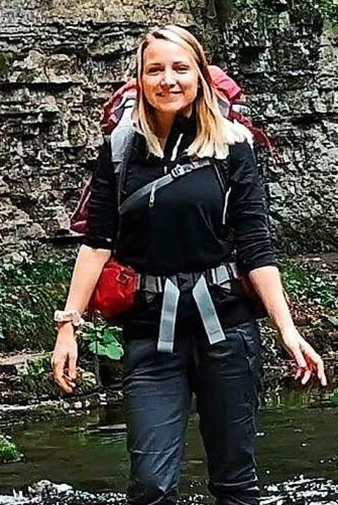 Scarlett S. ist 26 Jahre alt und wollt...nsteig im Südschwarzwald durchwandern.    Foto: Polizeipräsidium Freiburg