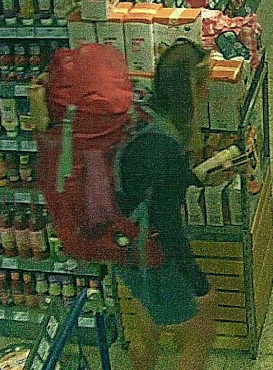 Mit diesem Bild sucht die Polizei nach...die seit 10. September  vermisst wird.    Foto:  privat/Polizei