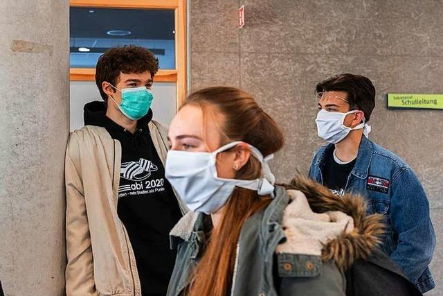 Corona-Regeln stellen Breisacher Schule vor neue Herausforderungen