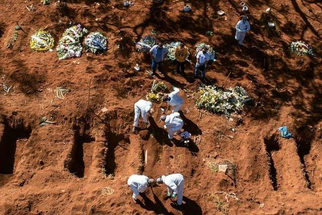 Fast 1 Million Corona-Tote weltweit – WHO warnt vor Verdopplung