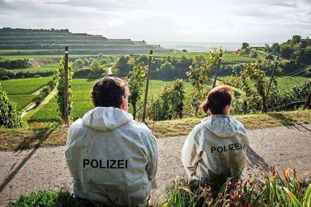 Am Sonntag läuft ein neuer Schwarzwald-Tatort, der im Kaiserstuhl gedreht wurde