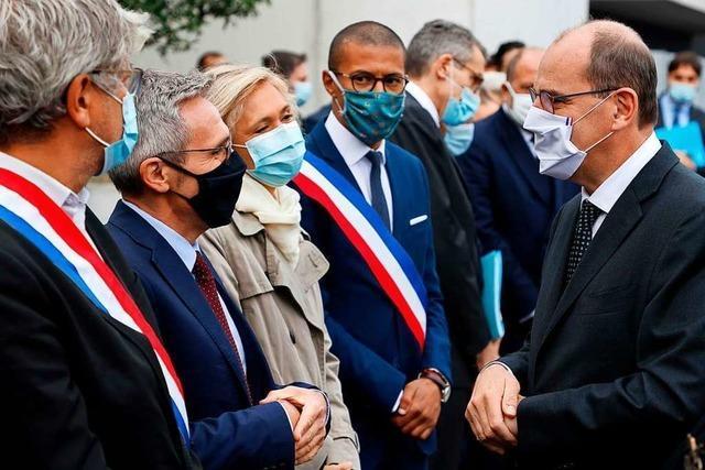 Proteste gegen Corona-Politik in Frankreich – Infektionen auf Rekordniveau