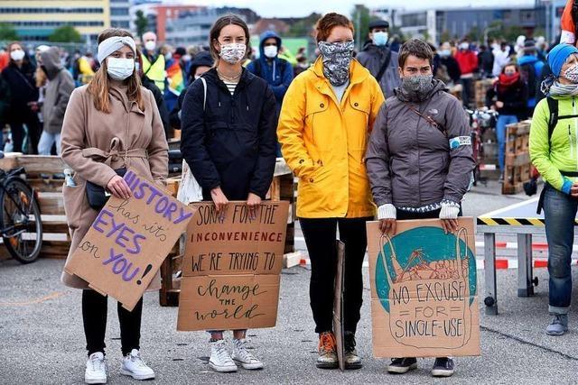 Weniger Teilnehmer beim Klimaprotest sind kein Zeichen von Schwäche