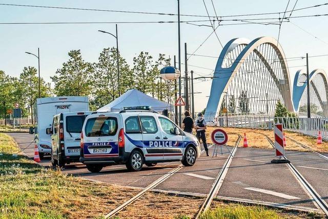Regionalpolitiker warnen vor erneuter Schließung der Grenze zu Frankreich