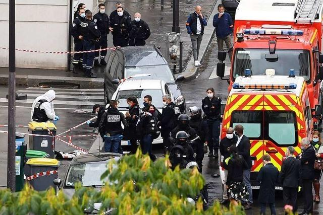Verdächtiger gesteht Messerattacke von Paris – wohl politisches Motiv