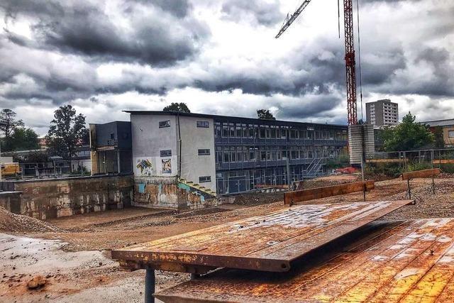 Sanierung der Fridolinschule hat in Lörrach höchste Priorität