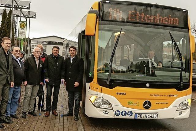 Stadtbus soll mit reduziertem Angebot auch 2021 fahren