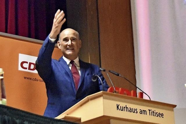 CDU nominiert Manuel Herder