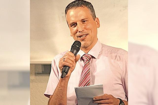 Neuer Pastor für evangelische Gemeinde