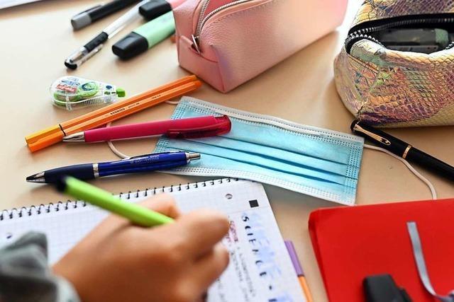 Schulen in Südbaden sind vom Regelbetrieb noch weit entfernt