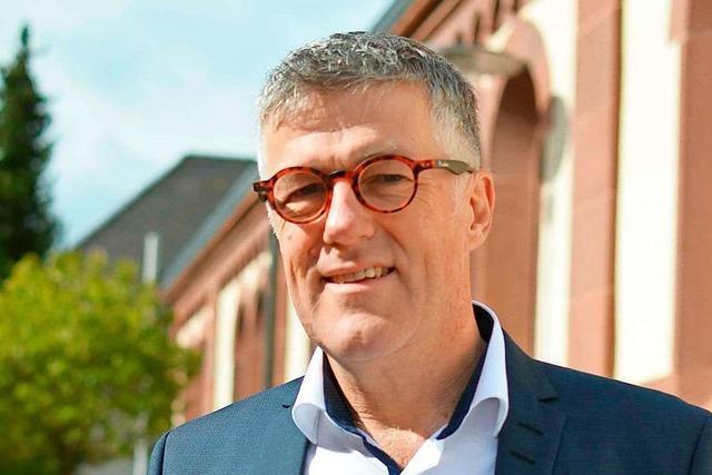 Christian Pickhardt ist neuer Bürgermeister der Gemeinde Forchheim
